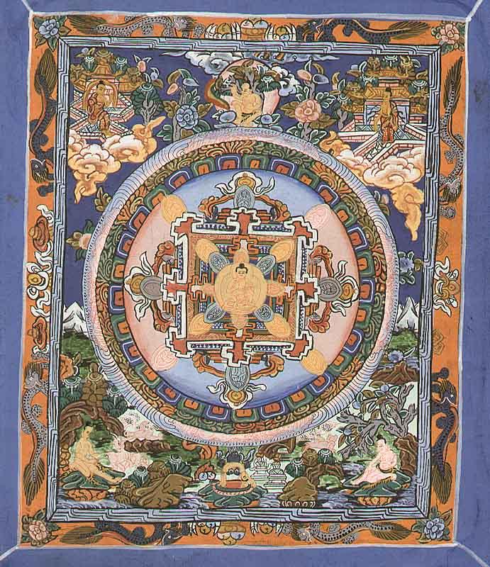 tibetische Thangkas II