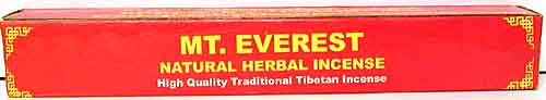 Mt. Everest natural herbal incense