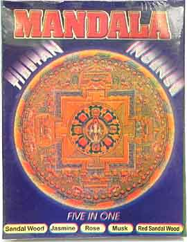 Mandala Incense